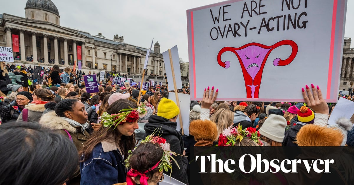 Women around the world march against austerity and violence