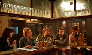 A subject desperate to be written about … Fresh Meat's Oregon, Josie, Howard, JP and Kingsley in series 4.