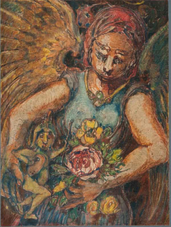 Franz Karl Bühler's Angel.