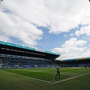 Eland Road, Leeds United Stadium