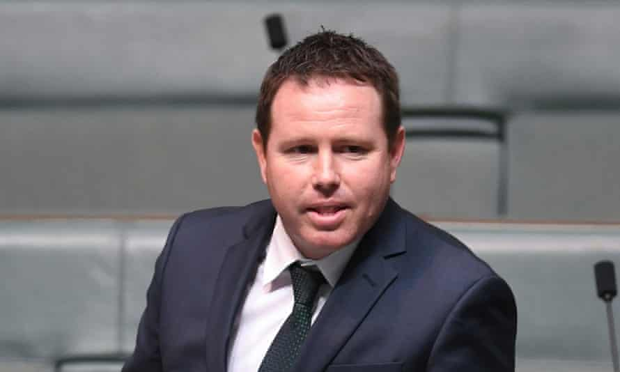 Nationals MP Andrew Broad