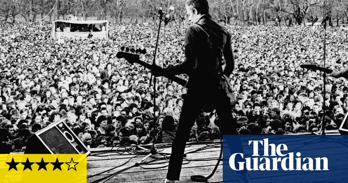 White Riot review –  rebellion and tough truths in musics war on racism