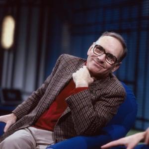 Ennio Morricone in the 1980s