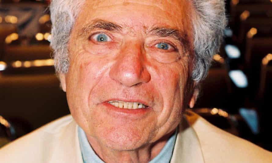 Jack Steinberger in 2005.