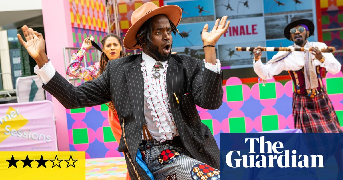 Dance by Design review – Bauhaus cool, Congolese dandies and Catalan cygnets