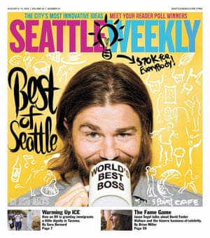 Seattle Weekly.