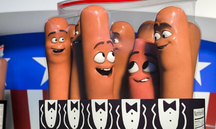 Heaven is … Sausage Party.
