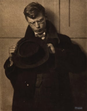 Heinrich Kühn, Portrait of the Artist's Son, Walter, ca. 1905