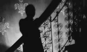 Isaac Julien Film-Noir Staircase. Courtesy the Artist and Victoria Miro, London © Isaac Julien
