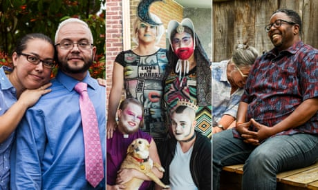 The new American family: trans, gender queer, nonbinary, two-spirit
