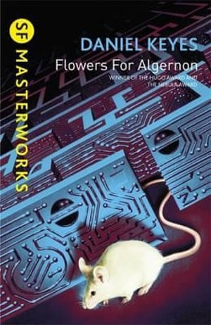 flowers for algernon by daniel keyes review children s books  flowers for algernon by daniel keyes