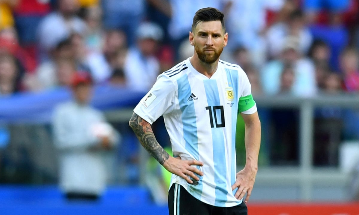 Lionel Messi returns to Argentina squad for first time since World Cup |  Lionel Messi | The Guardian