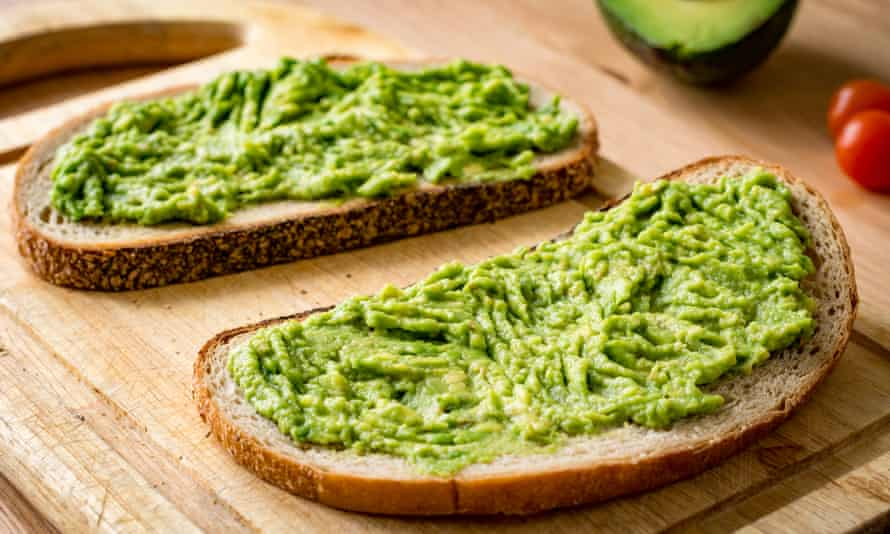 'When I was trying to buy my first home, I wasn't buying smashed avocado.'