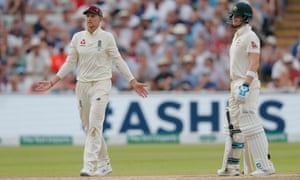 Joe Root and England had trouble dismissing Steve Smith at Edgbaston in the first Ashes Test.