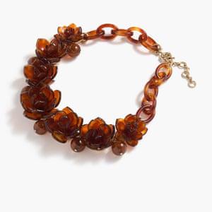 Necklace, £128, jcrew.com