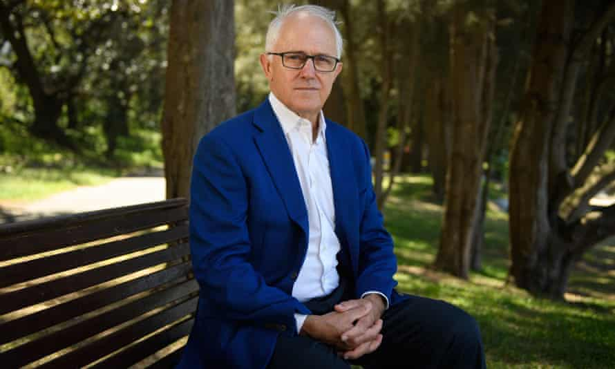 Former prime minister Malcolm Turnbull said a 'concerted and ferocious campaign' against him by the Daily Telegraph and other rightwing media led to the NSW government's decision to dump him from a new climate change body.