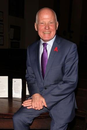 Michael Cashman in 2015.