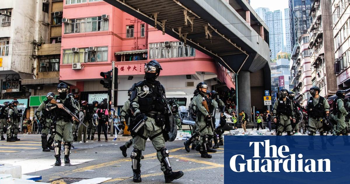 Hong Kong plans megacourt to deal with protest arrests backlog