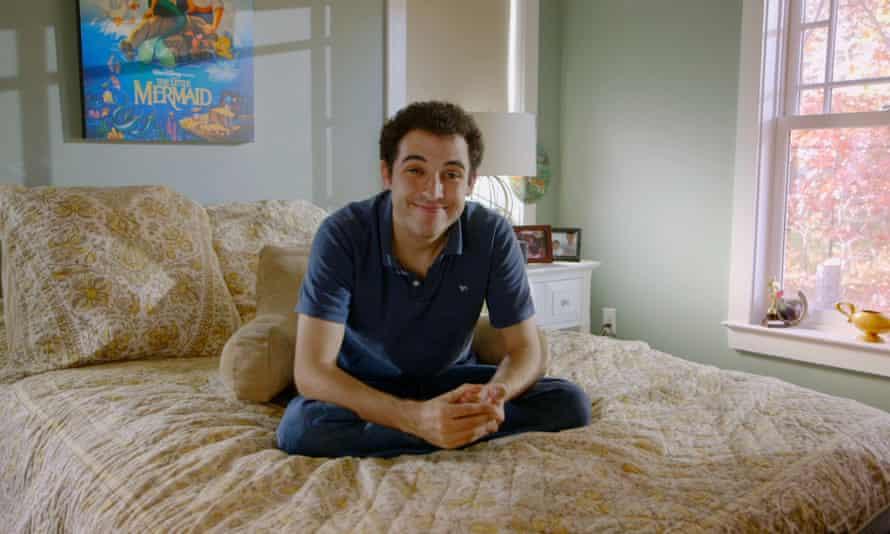 Owen Suskind in Life, Animated: exploring his despair and joy, victories and defeats.