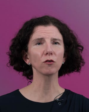 Shadow chancellor Anneliese Dodds.
