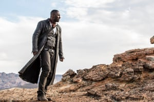Idris ElbaRoland Deschain (Idris Elba) in Columbia Pictures' THE DARK TOWER.