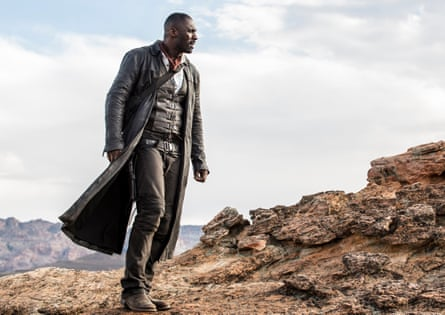 Idris Elba stars in The Dark Tower.