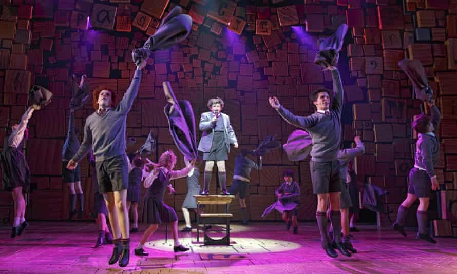 Matilda The Musical.
