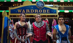 The closure of Ringling Bros highlights the shift in entertainment tastes towards more theatrical shows.