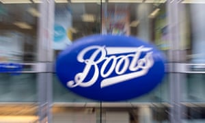 Boots profits dropped 20% last year.