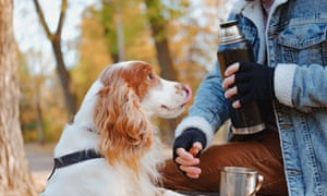 Choose your flask – and companion – with care.