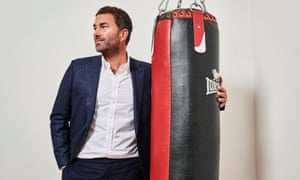'The only way you can achieve greatness is to be a perfectionist in everything you do': Eddie Hearn.