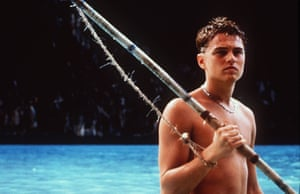 Leonardo DiCaprio as Richard in The Beach (2000)