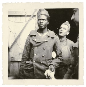 A Senegalese captive at Lamarche, in the Haute-Marne, France, 1940