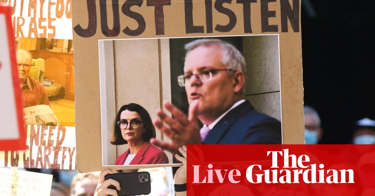 <p>Australia news Reside: PM defends Christian Porter in parliament; health Police Convinced in AstraZeneca vaccine thumbnail