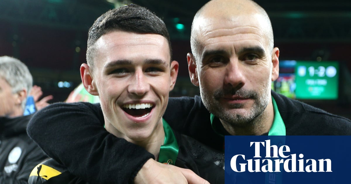 Pep Guardiola praises Phil Foden maturity after England debacle