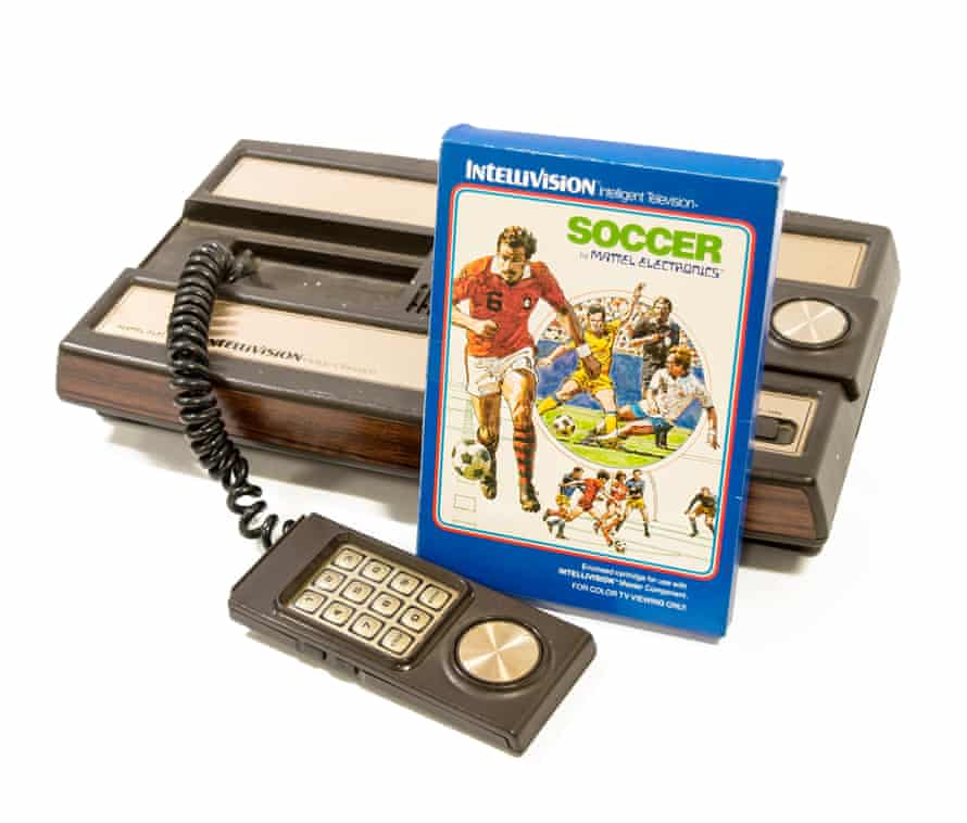 Intellivision: 'Famed for its pioneering use of licensed sports titles.'