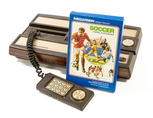 It all began in 1979 with Intellivision Soccer. It was one of many games produced by American toy manufacturer Mattel for its 'Intelligent Television.'
