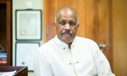 Sir Hilary Beckles , chair of Caricom and vice-chancellor of the UWI.