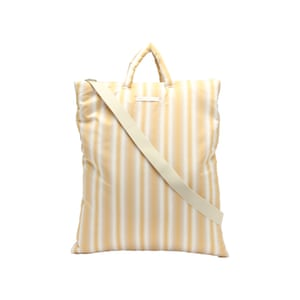 Pillow tote, £155, Our Legacy at matchesfashion.com