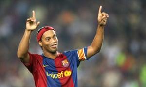 Brazil Legend Ronaldinho Retires From Football Says His Brother And Agent Football The Guardian