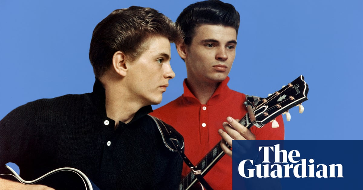 Harmony, melancholy and the Everly Brothers' indelible influence