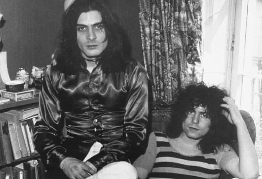 T Rex in 1971.