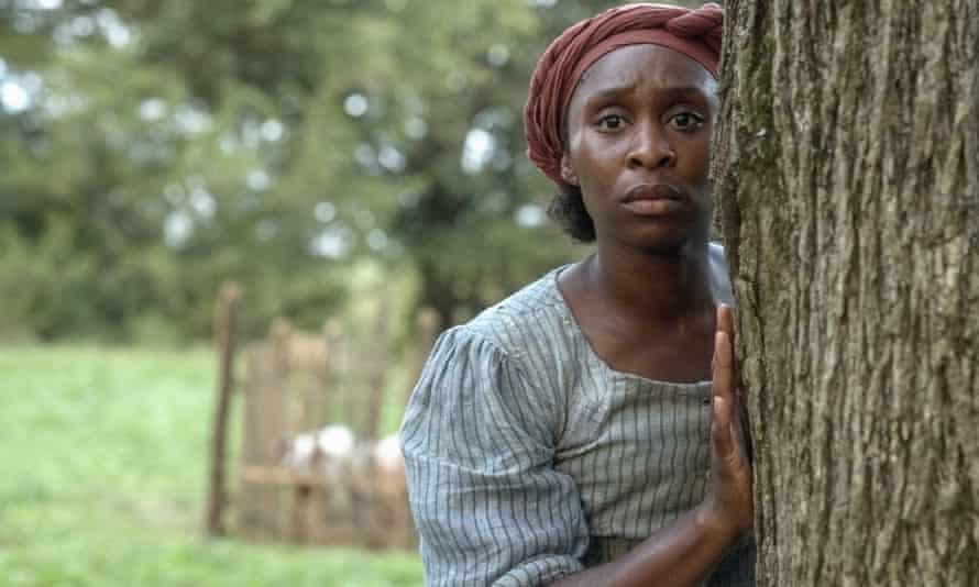 Sheer passion: Cynthia Erivo in Harriet.