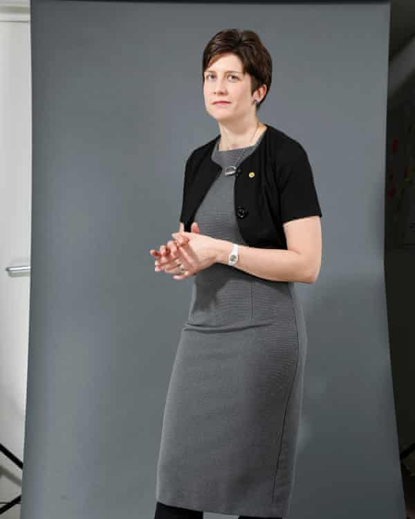 Alison Thewliss, SNP MP for Glasgow Central.