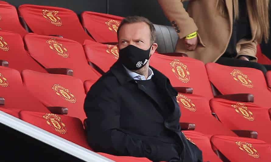 Ed Woodward, the Manchester United chief executive