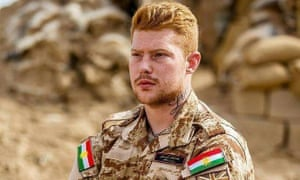 Former British soldier Joe Robinson went to Syria to fight Isis.