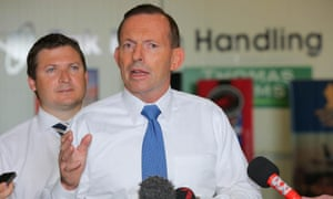 Tony Abbott has heralded a welfare crackdown to exclude suspected suporters of terrorist groups.