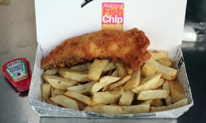 Fish and chips … how do you take yours?