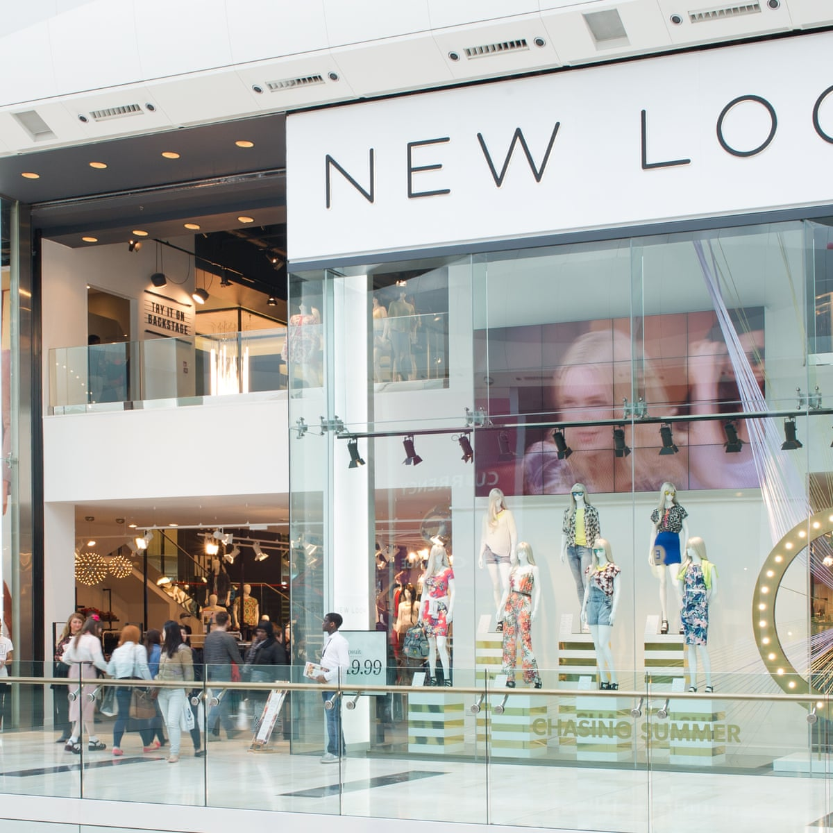 New Look seeks 200 store rent reduction to tackle £200.20bn debt ...