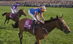 Found won the Prix de l'Arc de Triomphe but Aidan O'Brien said sh ee would have been out of her comfort zone on the Breeders' Cup Classic dirt.